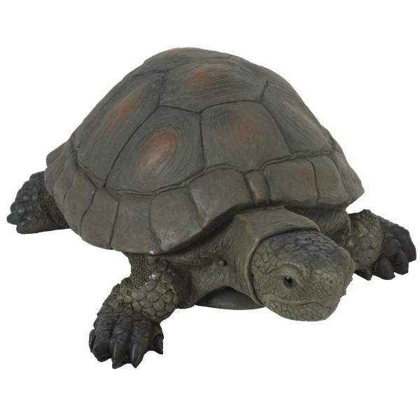 "VARILANDO® Dekofigur Schildkröte ""Pucki"""