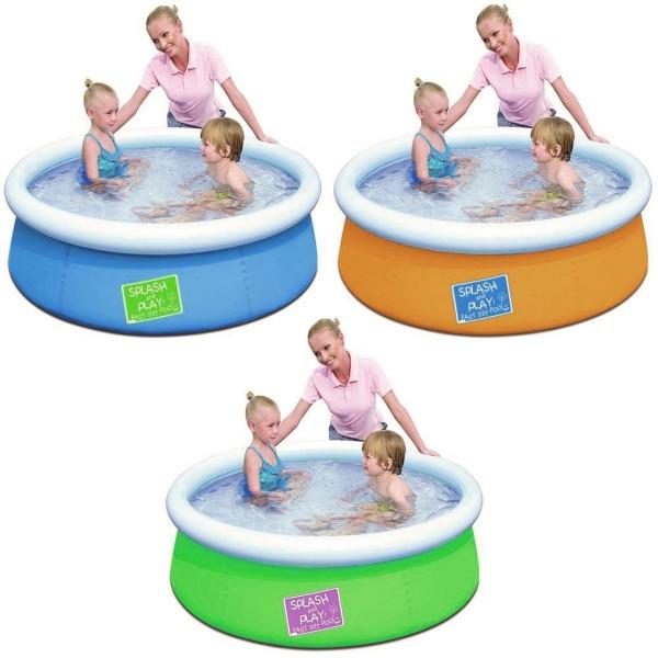 """VARILANDO """"My first Fast Set Kinder-Pool"""" Kinder-Planschbecken Ø 152 cm"""
